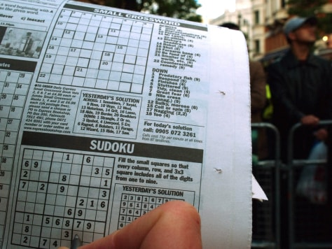 IMAGE: Sudoku