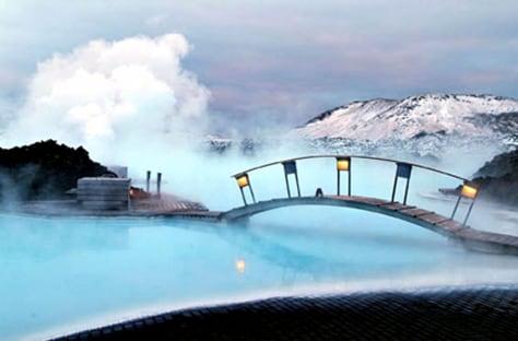 Image: Blue Lagoon, Iceland