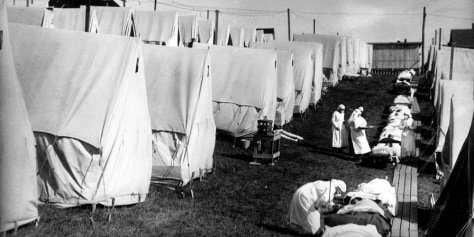 IMAGE: Spanish Flu