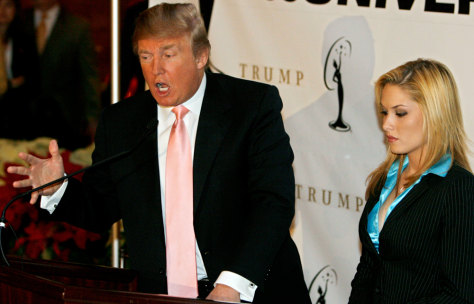 Image: Donald Trump, Tara Conner