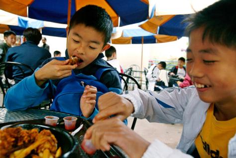 Jack Xu, Michael Feng