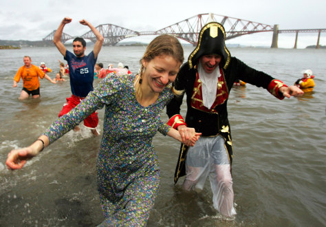 Image: Looney Dook swim