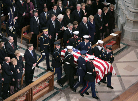 gerald ford funeral - photo #5