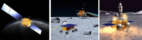 Image: China's step-by-step approach to exploring the Moon