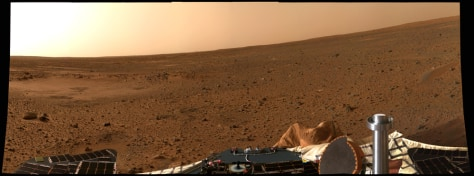 Image: Mars rover