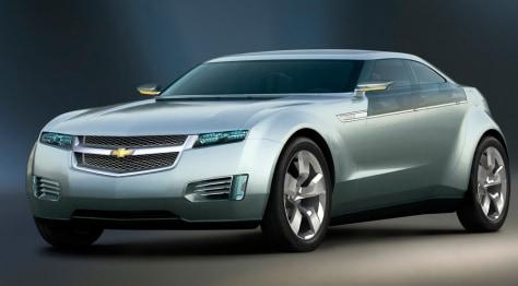Image: Volt concept car