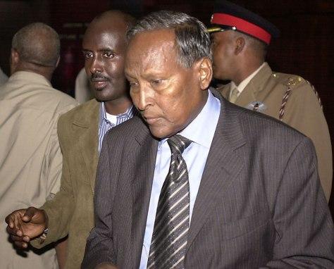 IMAGE: SOMALI LEADER