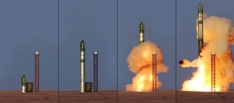 Image: Dnepr liftoff