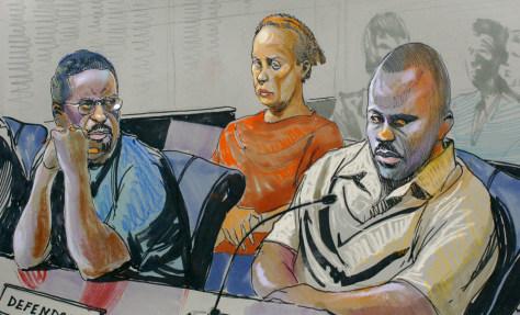 Image: Edmund Duhaney, Joya Williams, Ibrahim Dimson