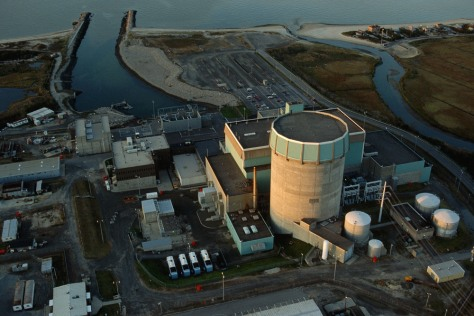 Shoreham Nuclear Power Station