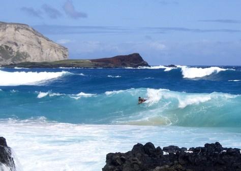 Image: Makapu'u Beach