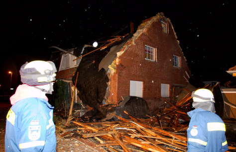 IMAGE: DESTROYED HOME