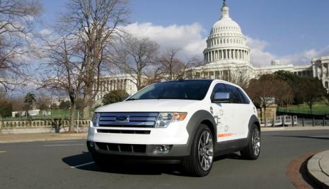 Image Ford Hydrogen Hybrid