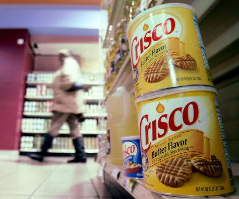 IMAGE: Crisco