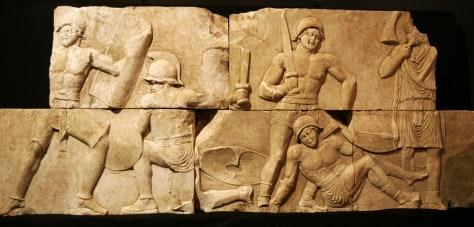 Image: Reliefs