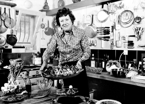 IMAGE: Julia Child