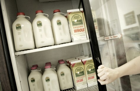 Image: milk