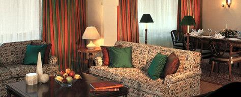 Image: New Delhi hotel
