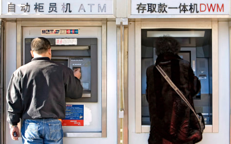Using Atm S Abroad Travel Travel Tips Nbc News