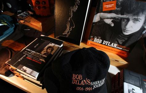 Image: Dylan Exhibit