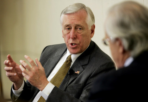 House Majority Leader Steny Hoyer, D-Md.