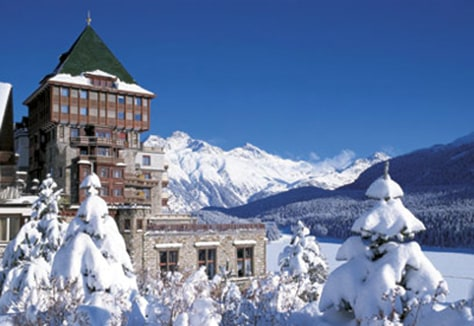 Image: St. Moritz