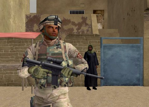 Image: Virtual Iraq