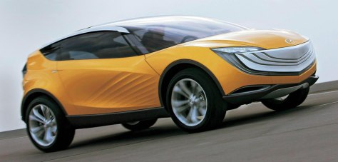 The Mazda Hakaze