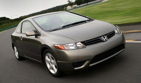 Image: Honda Civic