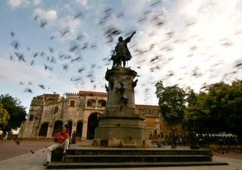 Image: Santo Domingo, Dominican Republic