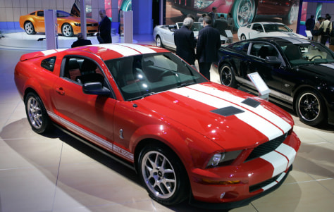 Image: Ford Mustang GT 500