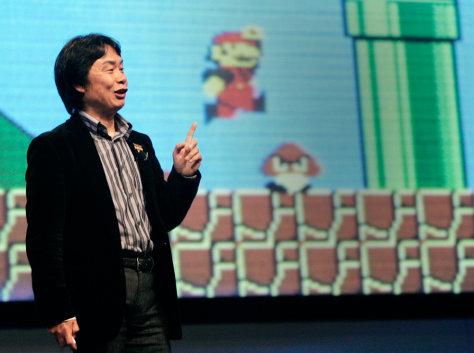 Image: Shigeru Miyamoto