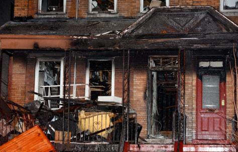 IMAGE: Bronx fire