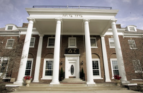 Deltz Zeta sorority, DePauw University