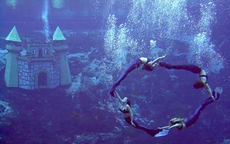 Image: Weeki Wachee Mermaids