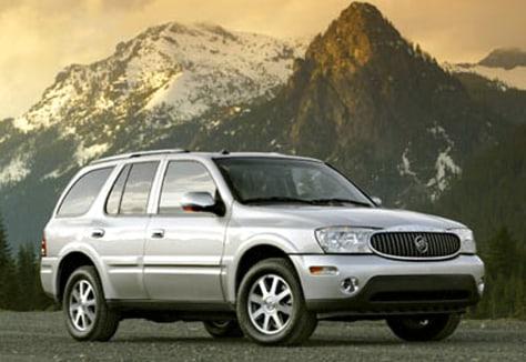 Image: Buick Rainier SUV
