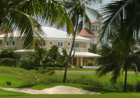 Image: Bahamas house