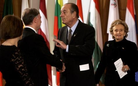 Image: Koehler and Chirac