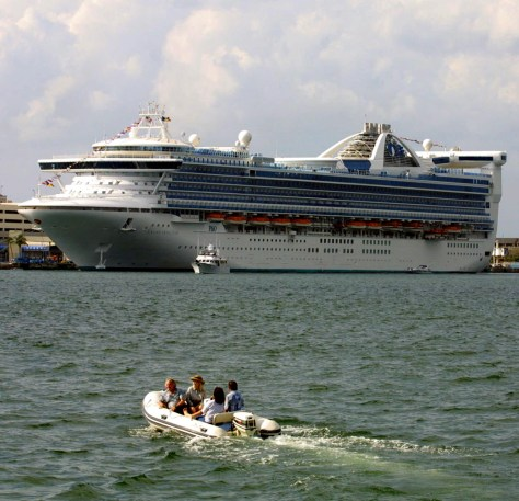Image: Grand Princess