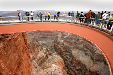 Image: Grand Canyon Skywalk