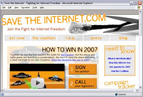 SavetheInternet.com