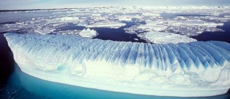 IMAGE: ANTARCTIC ICEBERG