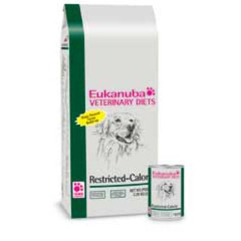 Image: Eukanuba Restricted-Calorie pet food