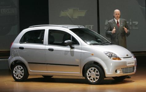 Image: Chevrolet Matiz