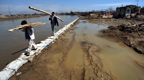 Images: Kabul floods