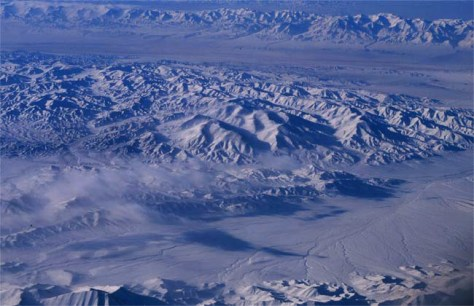 Image: Tianshan Mountain Range