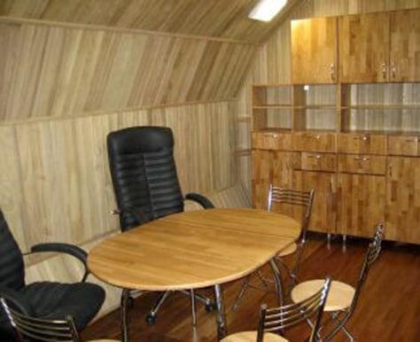 Image: Living quarters
