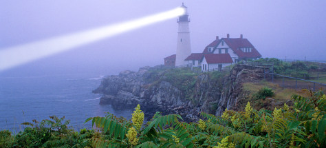 Image: Portland Head Lighthouse