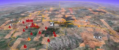 Image: Google Earth Sudan
