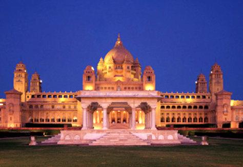 Image: Umaid Bhawan Palace